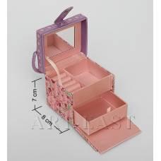 WE-29 Коробка-шкатулка для украшений