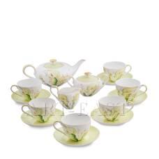 JK- 75 Чайний сервіз на 6 персон ''Калла'' (Calla Charme Pavone)
