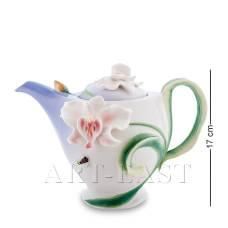 FM-37/ 1 Заварочный чайник ''Орхидея'' (Pavone)