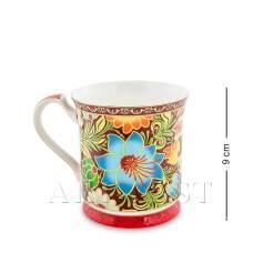 JK-141 Чашка ''Квітковий джаз'' (Jazz Floreale Pavone)