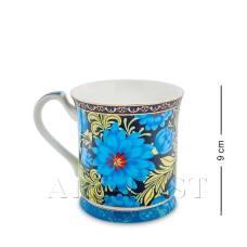 JK-142 Чашка ''Квітковий джаз'' (Jazz Floreale Pavone)