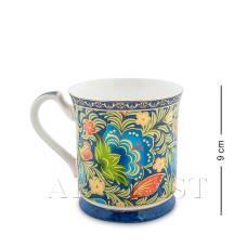 JK-143 Чашка ''Квітковий джаз'' (Jazz Floreale Pavone)