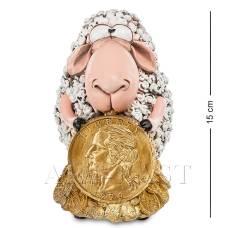 RV-256 Фігурка-скарбничка Вівця '' Монета на Удачу '' (W.Stratford)