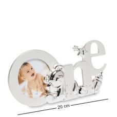 "CHK-053 Фоторамка ""Мне 1 год"" 9*9"